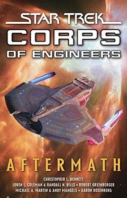 Aftermath(Starfleet Corps of Engineers Omnibus 8)
