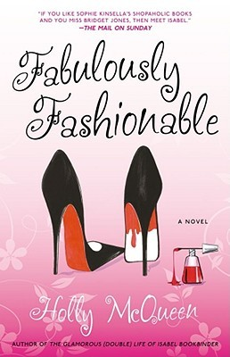 the glamorous double life of isabel bookbinder mcqueen holly