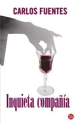 Inquieta compañía by Carlos Fuentes
