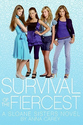 Survival of the Fiercest (Sloane Sisters, #2)