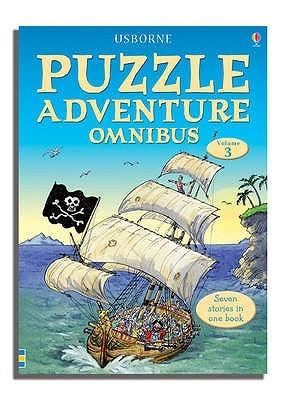 Puzzle Adventure Omnibus, Volume 3
