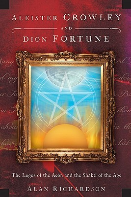 Aleister Crowley and Dion Fortune by Alan  Richardson