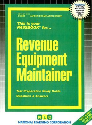 Revenue Equipment Maintainer