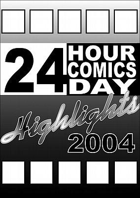 24 Hour Comics Day Highlights 2004
