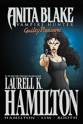 Anita Blake, Vampire Hunter by Laurell K. Hamilton