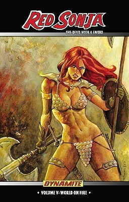 Red Sonja: She-Devil with a Sword, Vol. 5: World on Fire