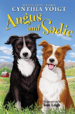 Angus and Sadie (Davis Farm, #1)