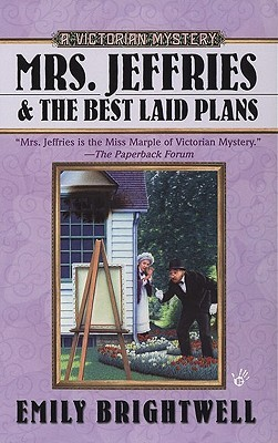 Mrs. Jeffries and the Best Laid Plans by Emily Brightwell