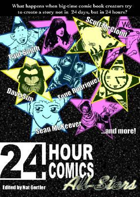 24 Hour Comics All-Stars by Paul Smith