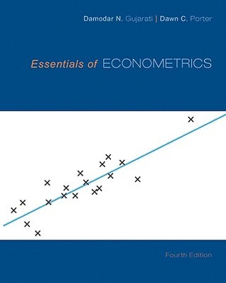 essentials of econometrics by damodar n gujarati rh goodreads com essential of econometrics solution manual Math Solution Manual