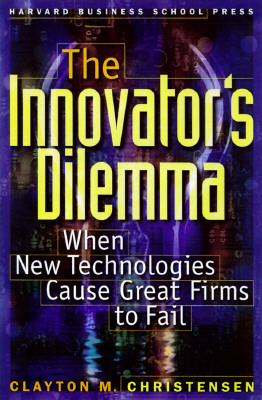 The innovators dilemma the revolutionary book that will change the the innovators dilemma the revolutionary book that will change the way you do business by clayton m christensen fandeluxe Image collections
