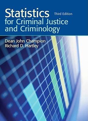 Statistics for Criminal Justice and Criminology