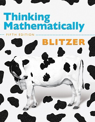 Thinking mathematically by robert blitzer 8063638 fandeluxe Image collections