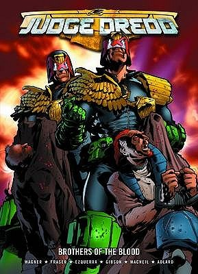 Judge Dredd-Brothers Of The Blood