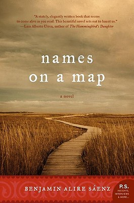 Names on a Map: A Novel