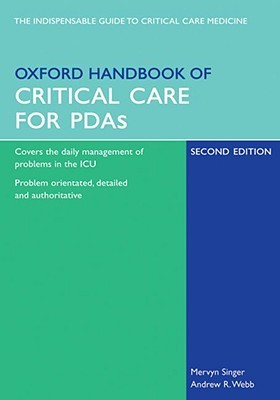 Oxford Handbook of Critical Care for PDA