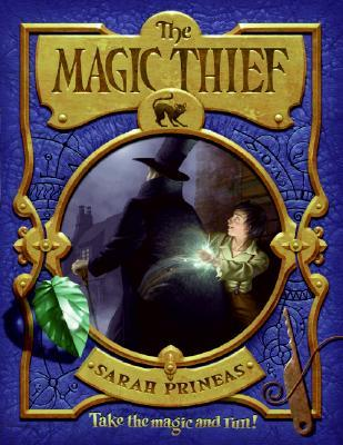 Book Review: Sarah Prineas' The Magic Thief