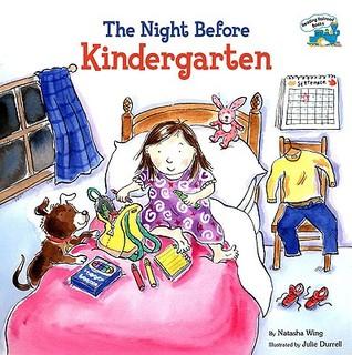 The Night Before Kindergarten (Reading Railroad Books)