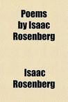 Poems by Isaac Rosenberg