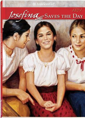 Josefina Saves the Day: A Summer Story (American Girls: Josefina, #5)
