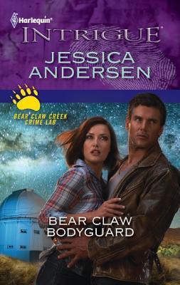 Bear Claw Bodyguard by Jessica Andersen