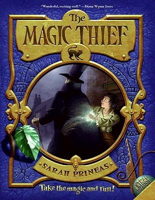 Stolen(Magic Thief 1)