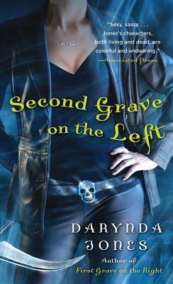 Segunda tumba a la izquierda 2, Darynda Jones
