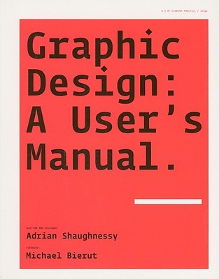 Graphic Design by Adrian Shaughnessy