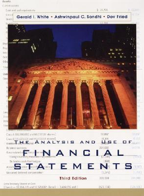 The analysis and use of financial statements by gerald i white 277845 fandeluxe Gallery