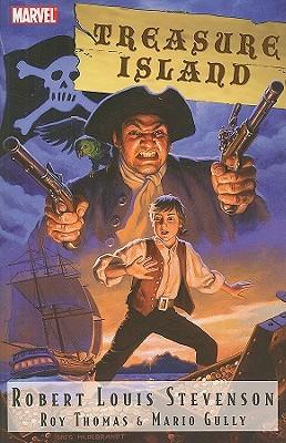 Treasure Island [Graphic Novel - Marvel Illustrated]