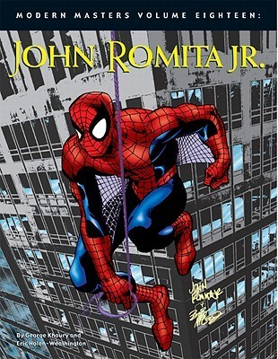 Modern Masters Volume 18: John Romita Jr.