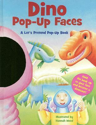Dino Pop-Up Faces by Hannah Wood