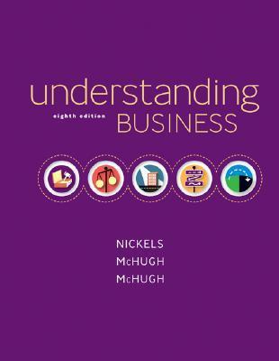 Understanding Business by William G. Nickels