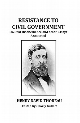 henry david thoreau civil disobedience research paper