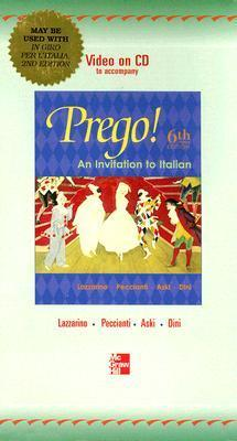 Video on CD to Accompany Prego 6th Edition: An Invitation to Italian