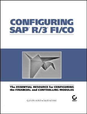Configuring SAP R/3 Fi/Co by Quentin Hurst