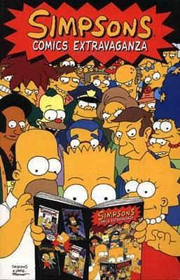Simpsons' Comics Extravaganza