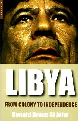 Libya by Ronald Bruce St. John
