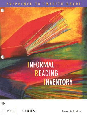 It's just a photo of Exceptional Printable Informal Reading Inventory
