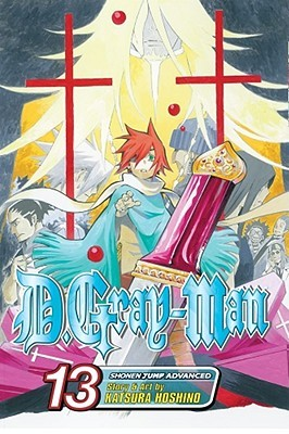 D.Gray-man, Vol. 13 (D.Gray-man, #13)