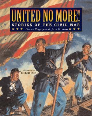 Caja de libro: United No More!: Stories of the Civil War