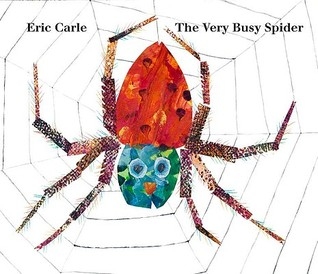 The Very Busy Spider (World of Eric Carle (Philomel Books))