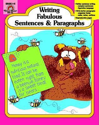Writing Fabulous Sentences & Paragraphs Descarga de audiolibros en inglés