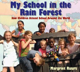 My school in the rain forest how children attend school around the 6758134 fandeluxe Images