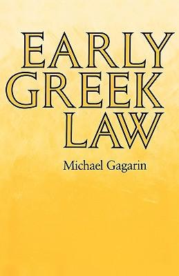 early-greek-law