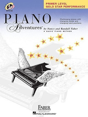 Piano Adventures Gold Star Performance Book, Primer Level