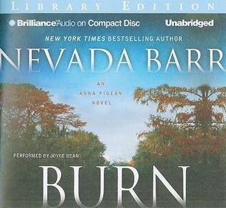 Burn (Anna Pigeon, #16)
