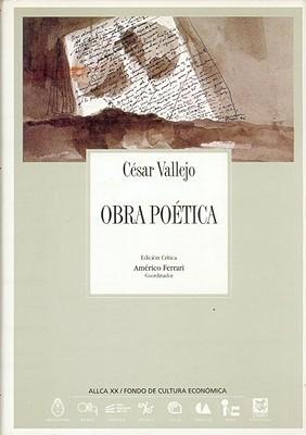 Obra Poetica by César Vallejo