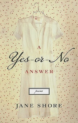 A Yes-or-No Answer: Poems