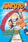 Naruto: Innocent Heart, Demonic Blood (Novel)
